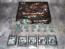 ESCAPE Fighting For Freedom Core game + Kickstarter exclusive minis english + fr