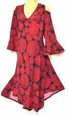 TS dress TAKING SHAPE plus sz S / 16 Spark Dress chic soft stretch NWT rrp$120!