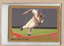 Ben Revere 637 2013 Topps Mini Gold 19/62