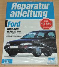 Ford Mondeo ab 1993 1,6 1,8 2,0 Benzin 1,8 Turbodiesel Reparaturanleitung B1181