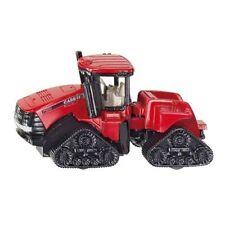 Tracteurs agricoles miniatures rouge sous boîte fermée