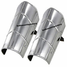 Armor Greaves Medieval Functional Knights Leg Armour Steel