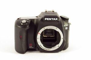 Pentax K100D digitale Spiegelreflex Kamera, Top Zustand, wenig Klicks  #20G0174