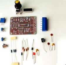 Signalgenerator Sinus Rechteck Dreieck Bausatz mit ICL8038 1St.