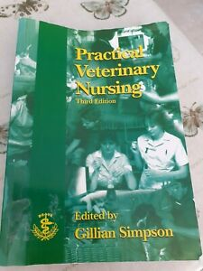 Practical Vet Nursing Third Edition - BSAVA - Used
