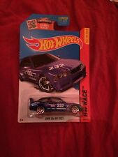 BMW E36 M3 RACE HOT WHEELS DIECAST 1:64 CAR NOS M5 M6 I8 7 SERIES E9 COUPE 501