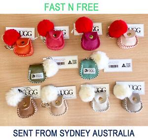 Gift Box Lucky Dip Earphones Buds Air Pods Pouch Essential UGG Aust Sheepskin