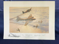 """B-17G Flying Fortress /""""2nd Patches/"""" Giclee /& Iris Art Prints by Willie Jones Jr."""