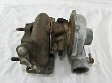 Maserati Biturbo Bi Turbo Charger S 1985 Turbocharger Air Blower / Oil Cooled