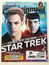 Entertainment Weekly Magazine February 15 2013 Star Trek Collector Cover 1 of 2