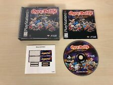 Ogre Battle Complete PS1 Playstation 1 Game CIB Black Label Limited Edition