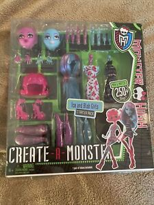 Monster High Create a Monster CAM Ice And Blob Girls MIP