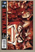 Batman #37-2015 nm+ 9.6 Scott Snyder Darwyn Cooke Variant cover Joker