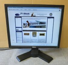 "Dell E190SB G448N 19"" LCD TFT Monitor Profesional Con Base Ajustable"