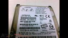 HITACHI DK23EB-40 HARD DRIVE 40GB 5400RPM 0.6A