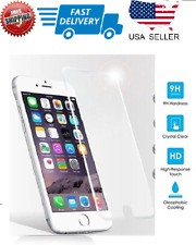 High Quality Premium Real Tempered Glass Screen Protector for iPhone 7