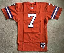 **MADE IN USA** RIPON John Elway Broncos Mitchell Ness Authentic Game Jersey 44