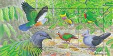 Salomoninseln Block91 mint never hinged mnh 2005 Locals Birds