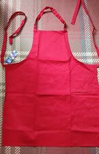 Red Apron Cooking BBQ Craft Baking Chefs