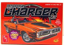 AMT 1971 Dodge Charger R/T Dirty Donny 945 1/25 New Plastic Model Car Kit
