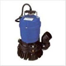 "Tsurumi HS2.4S-62 Semi-Vortex Submersible Trash Pump with Agitator, 2"", 1/2 HP"