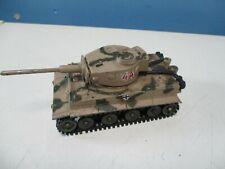 old corgi tiger tank
