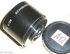 M42 CURTAGON OBJEKTIV 28mm; 1:4; SCHNEIDER KREUZNACH (A12)