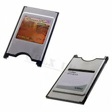 Reader Adaptor for Laptop PCMCIA Compact Flash CF Card - UK seller #0511