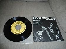 Elvis Presley Sun 45 Record Mystery Train/Forgot to Remember to Forget [Reissue]