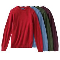 New Croft & Barrow Men's Crewneck Pullover Sweater Size XL MSRP $45
