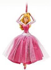 Disney Store Sleeping Beauty Princess Aurora Christmas Ornament - 2012 -