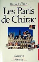 Les Paris de chirac - Hervé Liffran - Livre - 420206 - 1810736