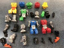 Mantech 1983 Remco Action Figure Parts Lot Wholesale