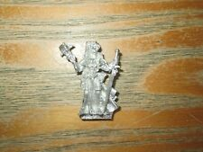 Warhammer 40K Female Inquisitor with Crossbow and Power Sword metal OOP