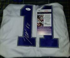 John Wall (Wizards) Signed Kentucky Jersey Size Xl in person. JSA CERTIFIED