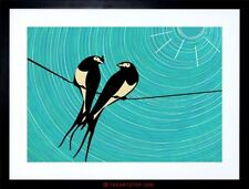 Birds Framed Decorative Posters & Prints