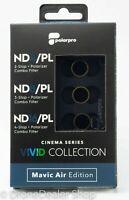 PolarPro DJI Mavic Air ND Filter Cinema Series Vivid Collection