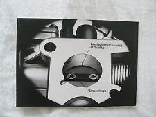 PIERBURG Vergaser 2E2 - Presse-Foto Werk-Foto pressfoto (P0009