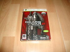 GEARS OF WAR 2 EDICION COLECCIONISTA PARA LA XBOX 360 NUEVO PRECINTADO