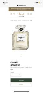 chanel perfume Gardenia