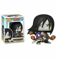 Orochimaru Naruto Shippuden Funko Pop Vinyl New in Box