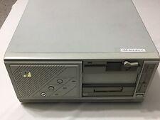 Vtg AMD 386DX-40  Computer Teac 5.25/3.5 Floppy Tape Drive Needs CMOS Bat.