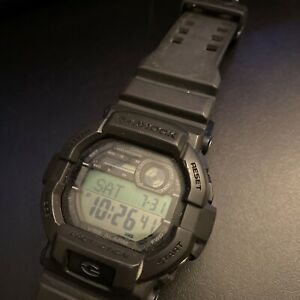 Casio Men's 51 mm LED G-Shock 200 M Water-Resistant Classic Digital Watch, Black