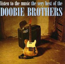 DOOBIE BROTHERS (NEW SEALED CD) LISTEN TO THE MUSIC / VERY BEST OF GREATEST HITS