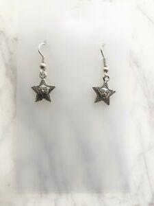 Sun Star Earrings