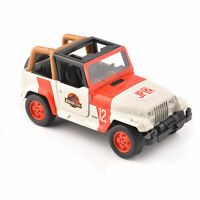 Diecast Jeep Wrangler Car Model 1/43 Scale JADA Toys Truck Vehicles F Collection