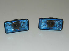 VW Vento Golf 3 / SEAT Ibiza Cordoba Toledo 91-95 SIDE WING INDICATORS SET BLUE