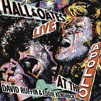 Hall and Oates  Live At The Apollo (1CD)