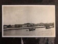 Mint China RPPC Postcard New Waterfront View Tsingtao China