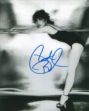 Pat Benatar Autographed 8X10 Photo COA Singer Songwriter Hall of Fame Invincible
